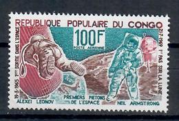 CONGO BRAZZAVILLE 1974 - ASTRONAUTI - MNH** - Congo - Brazzaville