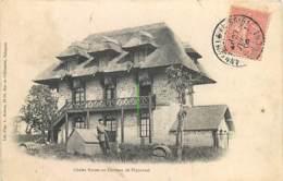 50 , LE VICEL , Chalet Suisse Au Chateau De Pépinvast , * 412 04 - France