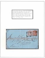 JERSEY VICTORIA MARITIME GRANVILLE PAIMPOL FRANCE 1882-1901 - Jersey