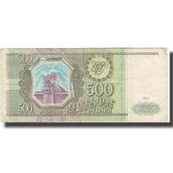 Billet, Russie, 500 Rubles, 1993, KM:256, TTB - Yougoslavie