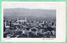 TURQUIE - BROUSSE - VUE GENERALE - Turquie