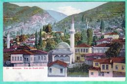 TURQUIE - BROUSSE - VUE DE GUEK DERE - Turquie