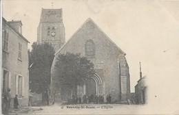 CPA. ROUVRAY SAINT DENIS. L'EGLISE. 1905. - Autres Communes