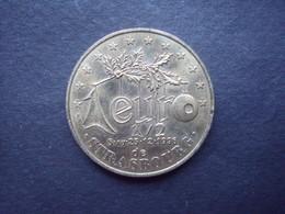 FRANCE = 1EURO 1/2 DE STRASBOURG MARCHE DE NOEL 1996 - Gedenkmünzen