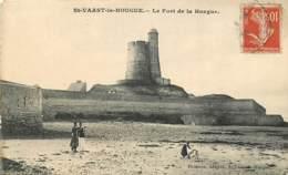 50 , ST VAAST LA HOUGUE , Ile Tatihou , Le Fort , * 414 78 - Saint Vaast La Hougue