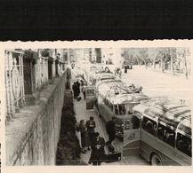 Pampelune Autobus Long De La Plaza De Toros - Lieux