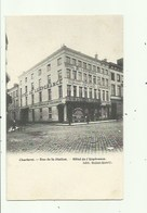 Charleroi - Hotel L'Espérance - Rue De Station  ( 2 Scans) - Charleroi