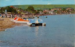 DORSET - SWANAGE - THE BEACH  Do833 - Swanage
