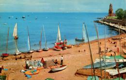 DORSET - SWANAGE - THE BEACH Do825 - Swanage