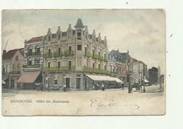 Wenduine - Hotel Des Boulevards  ( 2 Scans) - Wenduine
