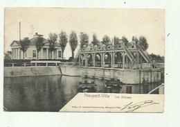 Nieuport - Ville - Les écluses ( 2 Scans) - Nieuwpoort