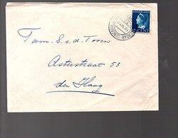 QUEEN WILHELMINA Just After WW II 12.5.1945  (ET-17) - Periode 1891-1948 (Wilhelmina)