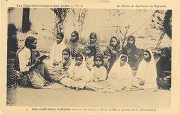 Capucins Français Aux Indes - La Mission Du Cacré-Coeur Au Rajputana - Une Catéchiste Indigène, école De Mhow - Missions