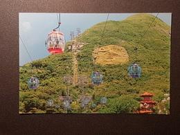 Ocean Peak Cable Car, Hongkong (gelaufen 2002, Deutschland),  H22 - China (Hongkong)