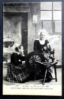 CPA 29 - CMCB 415 - La Mère Va Dire Un Conte - Coutumes, Moeurs Et Costumes Bretons - France