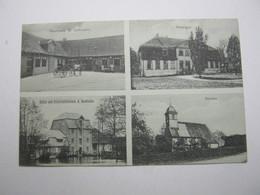 HOHNHORST, Gasthof , Wassermühle , Schöne Karte Um 1912 - Allemagne
