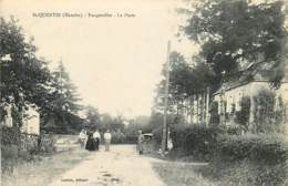 50 , Saint-Quentin-sur-le-Homme , Fougerolles , La Poste , * 417 70 - France