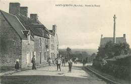 50 , Saint-Quentin-sur-le-Homme , Route De Ducey , * 417 74 - France