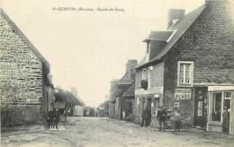 50 , Saint-Quentin-sur-le-Homme , Entrée Du Bourg , * 417 78 - France