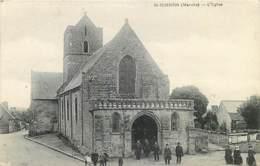 50 , Saint-Quentin-sur-le-Homme , Eglise  , * 417 82 - France