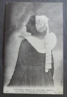 CPA 29 - CMCB 436 - Jeune Fille De ROSPORDEN - Coutumes, Moeurs Et Costumes Bretons - Other Municipalities