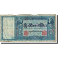 Billet, Allemagne, 100 Mark, 1910, 1910-04-21, KM:42, B - [ 2] 1871-1918 : German Empire