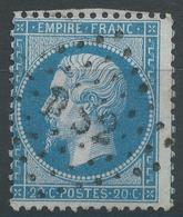 Lot N°47810  N°22, Oblit Losange DS2 Romain De PARIS - 1862 Napoleone III