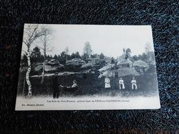 Les Grès Du Bois Mauroy, Près La Gare De Fère-en-Tardenois, 1916  (Q7) - Fere En Tardenois