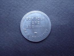 BON POUR UNE AUDITION -  MINUIT CHANSON - 44 BD DE CLICHY - Autres