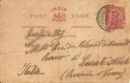 Post Card (India) Carte Postale, Cartolina Postale - India
