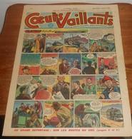 Coeurs Vaillants. N°27. Dimanche 3 Juillet 1949. - Other