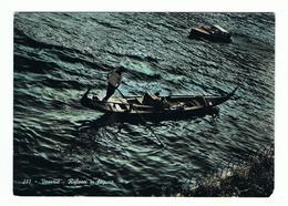 VENEZIA:  RIFLESSI  IN  LAGUNA  -  FOTO  -  FG - Controluce