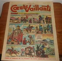Coeurs Vaillants. N°25. Dimanche 19 Juin 1949. - Other
