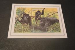 M4919 - Bloc MNH Rwanda 1985 - Gorilla's - Gorilles