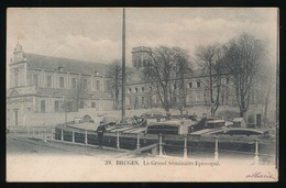 BRUGGE  LE GRAND SEMINAIRE EPISCOPAL - Brugge