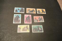 K19972 -set   MNH Rwanda - 1983 - Gorillas - Gorilles