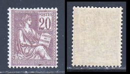 France 1900 Yvert 113 ** TB - 1900-02 Mouchon