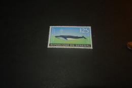 K20045 -stamp MNH Senegal 1972 - Whale - Baleines