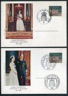 "Bundesrepublik Deutschland / 1965 / 2 So-Belege ""Staatsbesuch Koenigin Elisabeth II"", SSt. Koblenz U. Koeln (12183) - BRD"