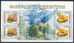 Tajikistan Tadschikistan MNH** 2018 Mushroom Block With Surgarge Type I  Mi 804-805 Bl.80 I - Tadschikistan