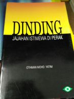 "MALAYSIA Malaya A Special Colony ""Dinding""/Manjung In Perak Malaya Sultan Royal King Pangkor Treaty 1874 - Books, Magazines, Comics"