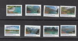 Tajikistan Tadschikistan MNH** 2018 Definitive Issue. Landscapes   Mi 807-14 - Tadschikistan