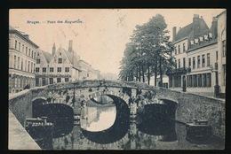 BRUGGE   PONT DES AUGUSTINS - Brugge