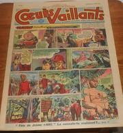 Coeurs Vaillants. N°19. Dimanche 8 Mai 1949. - Journaux - Quotidiens