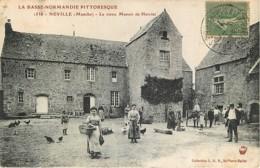 50 , NEVILLE , Le Vieux Manoir De Herclat , * 421 59 - Other Municipalities