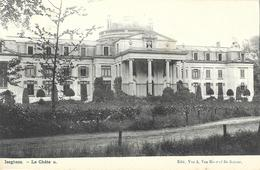 8VL-873: Iseghem - Le Château   Edit Ve Vanmoortel -De Keyser > Nieuport Ville - Izegem