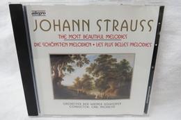 """CD """"Johann Strauss"""" Die Schönsten Melodien - Oper & Operette"""