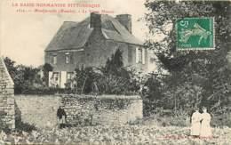 50 , MONTFARVILLE , Le Vieux Manoir , * 421 92 - France