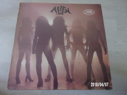 ALIEN - COSMIC FANTASY - 1984 - Hard Rock & Metal