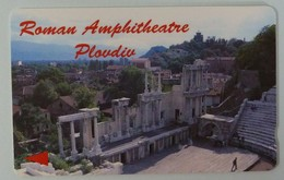 BULGARIA - GPT - B15 - Coded Without Control - Roman Amphitheatre Plovdiv - Bulgaria